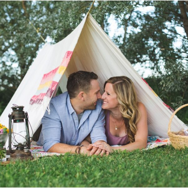 Kate + Bryce | Carrot River Photography