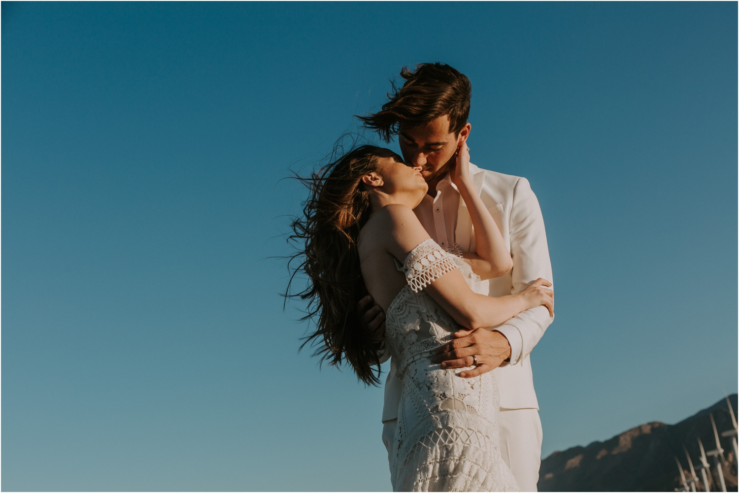 Palm Springs Elopement | Stephanie + Nick | Courtney Jess Photography | Kimberley British Columbia Elopement Photographer